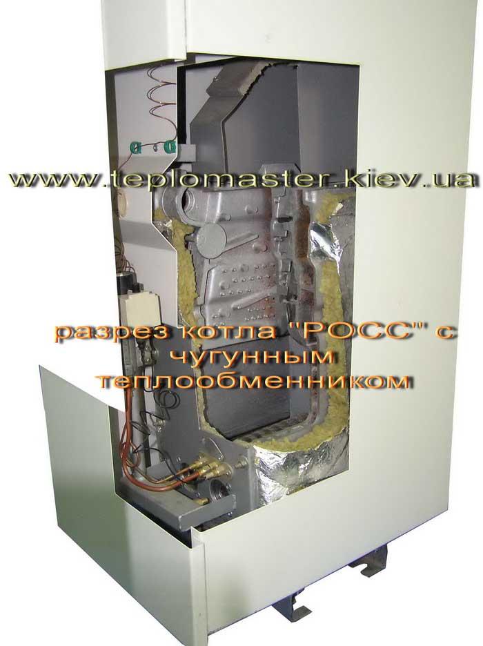 Энергонезависимый котел с чугунным теплообменником Паяный пластинчатый теплообменник SWEP AB12 Улан-Удэ